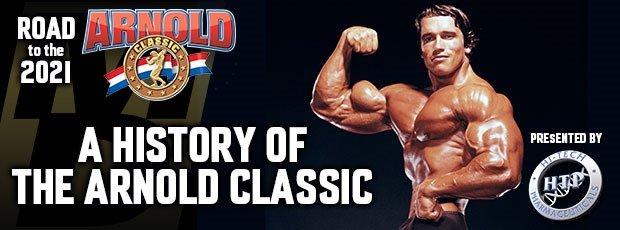 Arnold Classic 92321