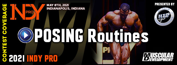 POSING ROUTINES | 2021 INDY PRO
