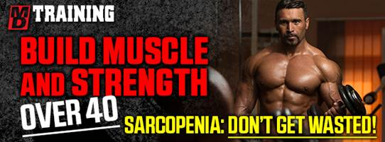 Build Muscle and Strength Over 40